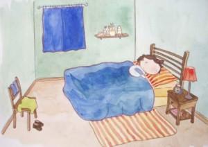¿Qué está haciendo el niño? - Libro Crecer en Salud