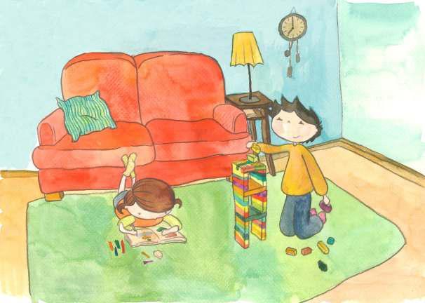 Juegos educativos que estimulan el aprendizaje - Libro Crecer en Salud