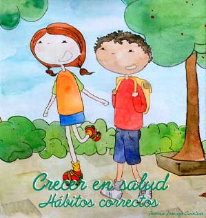 Libro Crecer en Salud