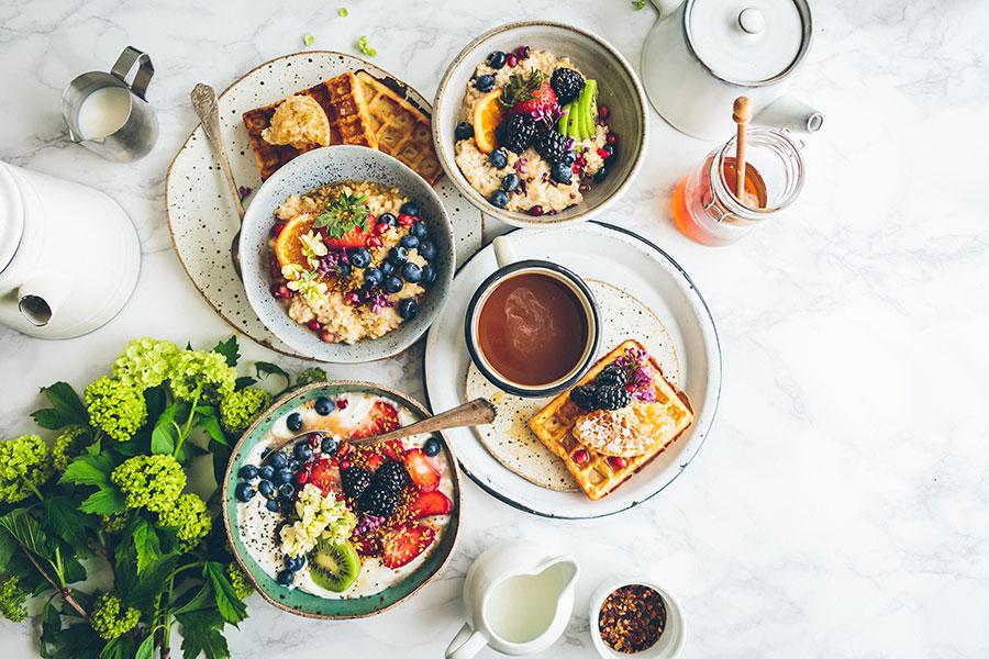 Nutrición: comemos para vivir